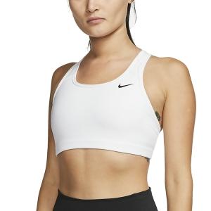Woman Tennis Underwear Nike DriFIT Sports Bra  White/Black BV3630100