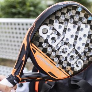 adidas Adipower Ctrl 3.0 Padel - Orange