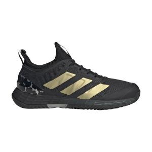 Calzado Tenis Mujer adidas Adizero Ubersonic 4  Carbon/Gold Met/Core Black GZ8467