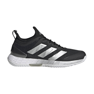 Scarpe Tennis Donna adidas Adizero Ubersonic 4  Core Black/Silver Met/Ftwr White FZ4884