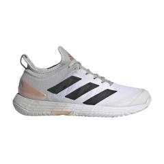 adidas Adizero Ubersonic 4 - Grey Two/Core Black/Ftwr White