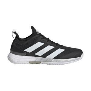 Scarpe Tennis Uomo adidas Adizero Ubersonic 4  Core Black/Ftwr White/Silver Met FZ4881