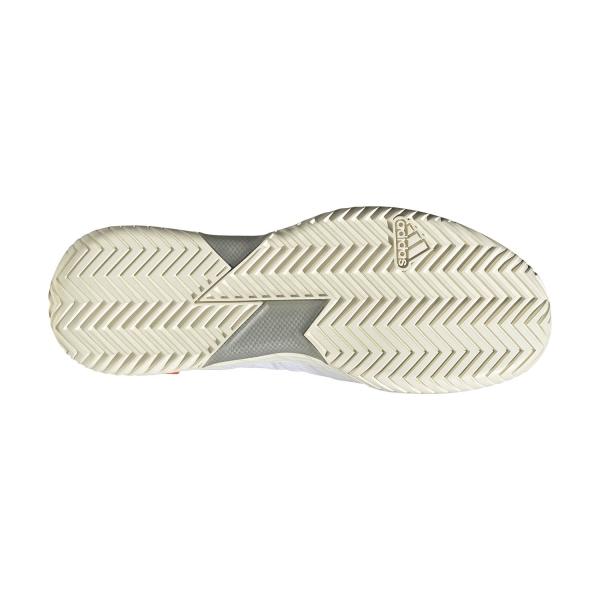 adidas Adizero Ubersonic 4 - Ftwr White/Core Black/Solar Red