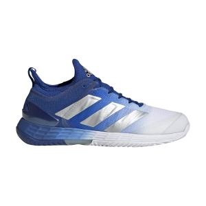 Calzado Tenis Hombre adidas Adizero Ubersonic 4  Team Royal Blue/Silver Met/Ftwr White GZ8504