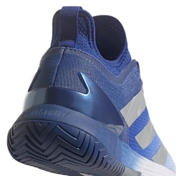 adidas Adizero Ubersonic 4 - Team Royal Blue/Silver Met/Ftwr White