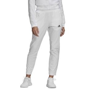 Women's Tennis Pants and Tights adidas AEROREADY Pants  White/Black GH4535