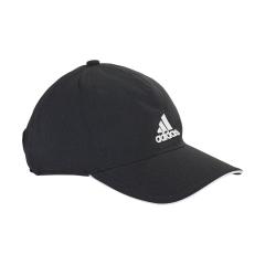 adidas Baseball Cap - Black/White