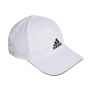 Tennis Hats and Visors Adidas Baseball Cap  White/Black GM4510