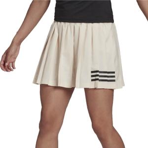 Faldas y Shorts adidas Club Primegreen Falda  Wonder White/Black H33706