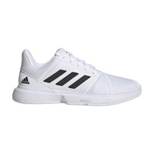 Scarpe Tennis Uomo Adidas CourtJam Bounce  Ftwr White/Core Black/Silver Met FY2831