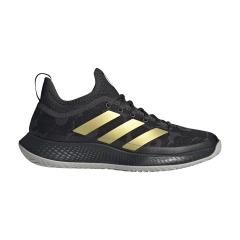 adidas Defiant Generation - Carbon/Core Black/Gold Met