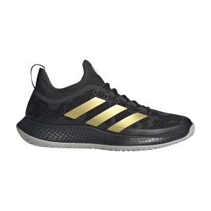 Calzado Tenis Mujer Adidas Defiant Generation  Carbon/Core Black/Gold Met H69209