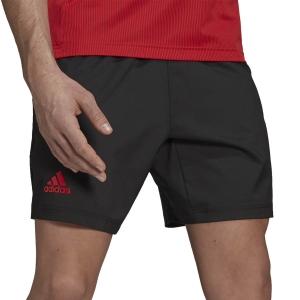 Pantalones Cortos Tenis Hombre adidas Ergo 7in Shorts  Black GK9644