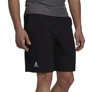 Men's Tennis Shorts adidas Ergo 7in Shorts  Black/White GT7836
