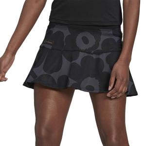 Skirts, Shorts & Skorts adidas Marimekko Skirt  Carbon/Black/Gold Met GT6001
