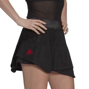 Faldas y Shorts adidas Match Primeblue Falda  Black GP7845