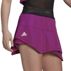 Faldas y Shorts adidas Match Primeblue Falda  Scarlet/Semi Night Flash GP8688