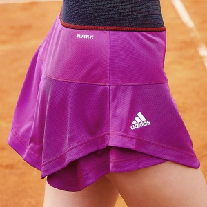 adidas Match Primeblue Skirt - Scarlet/Semi Night Flash