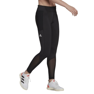 Women's Tennis Pants and Tights adidas Match Tights  Black/White GV1517
