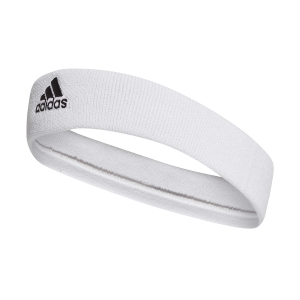 Bandas Tenis adidas Performance Banda  White/Black CF6925