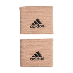 adidas Performance Small Wristbands - Ambient Blush/Black