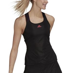 Top de Tenis Mujer adidas Primeblue Top  Black GP7847