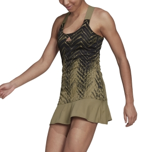 Tennis Dress adidas Primeblue Dress  Orbit Green HB6189
