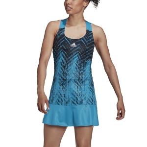 Tennis Dress adidas Primeblue Dress  Sonic Aqua HB6190