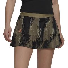 adidas Printed Match Skirt - Orbit Green