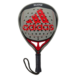 Racchetta Padel adidas Raxper Padel  Grey/Red RK1AA0000