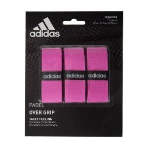 Accesorios Padel Adidas Tacky Feeling x 3 Sobregrip  Pink OG01PK