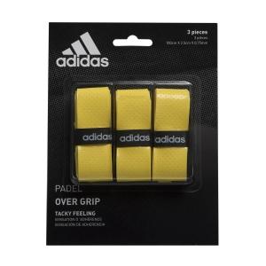 Accesorios Padel Adidas Tacky Feeling x 3 Sobregrip  Yellow OG01YE