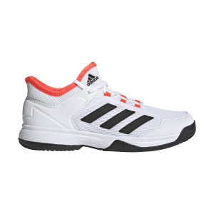 Scarpe Tennis Junior adidas Ubersonic 4 Bambino  Ftwr White/Core Black/Solar Red S23742