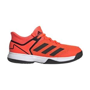 Scarpe Tennis Junior adidas Ubersonic 4 Bambino  Solar Red/Core Black/Ftwr White GZ8506