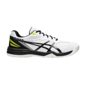 Calzado Tenis Hombre Asics Court Slide 2  White/Black 1041A194100