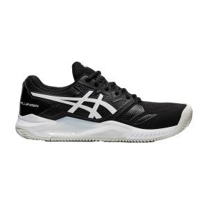 Men`s Tennis Shoes Asics Gel Challenger 13 Clay  Black/White 1041A221001