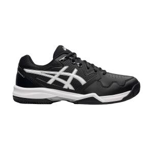 Men`s Tennis Shoes Asics Gel Dedicate 7 Clay  Black/White 1041A224001
