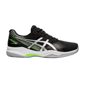 Men`s Tennis Shoes Asics Gel Game 8 Clay/OC  Black/Pure Silver 1041A193004
