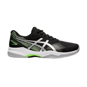 Calzado Tenis Hombre Asics Gel Game 8  Black/Pure Silver 1041A192004