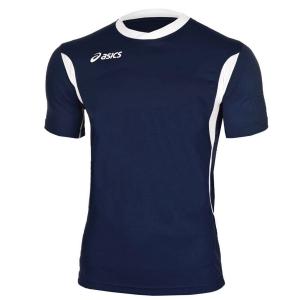Ropa Asics Nino Asics Junior Goran Camiseta Nino  Navy/White T264Z7.5001