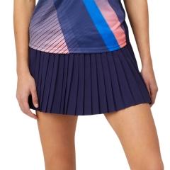 Asics Match Skirt - Peacoat