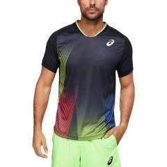Asics Match T-Shirt - Performance Black