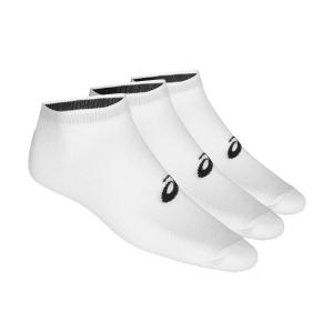 Tennis Socks Asics Ped x 3 Socks  White 155206.0001