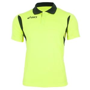 Polo Tenis Hombre Asics Smash Polo  Volt/Black T257Z7.8290