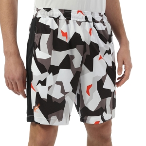 Pantaloncini Tennis Uomo Australian Ace Camo 7.5in Pantaloncini  White TEUSH0012002