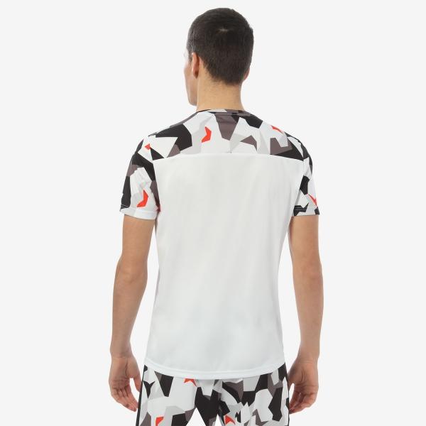 Australian Ace Camo T-Shirt - Bianco