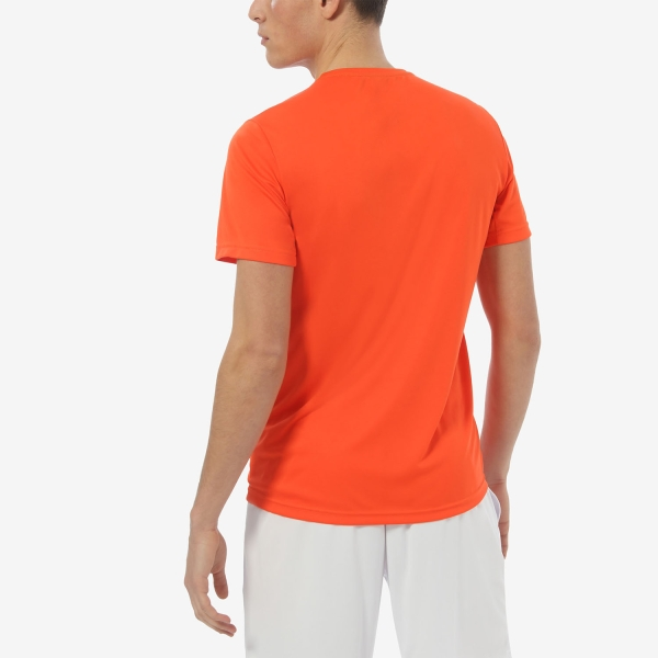 Australian Ace T-Shirt - Lava Red