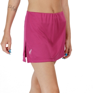 Gonne e Pantaloncini Tennis Australian Basic Gonna  Magenta TEDGO0004414