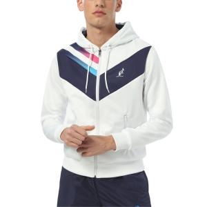 Men's Tennis Jackets Australian Lines Jacket  Bianco TEUGC0004002
