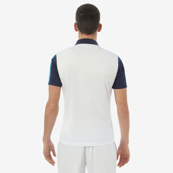 Australian Blurred Lines Polo - Bianco